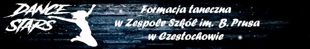 Formacja taneczna w ZSPRUS